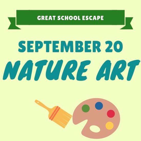 September 20: Nature Art